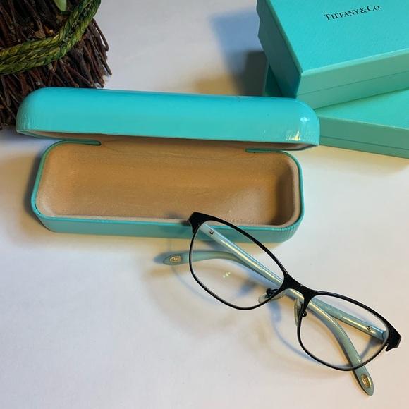 Tiffany Co Accessories Return To Tiffany Co Eyeglasses Frames 1072 Poshmark